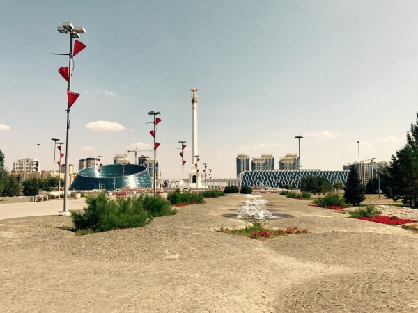 Astana, Nursultan, Kazachstan