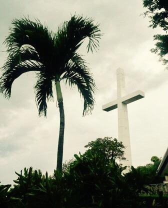 Trouyetov kríž, Acapulco, Mexiko