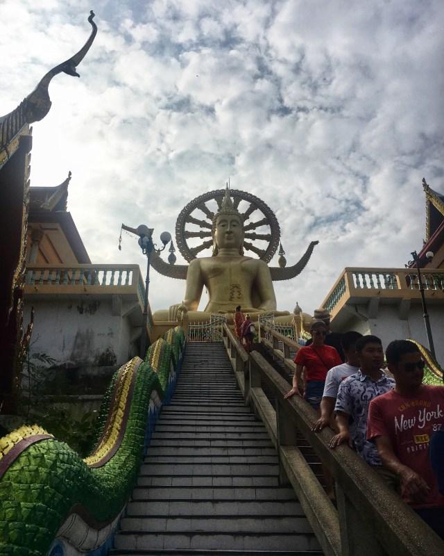 Wat Phra Yai, Koh Samui, Thajsko