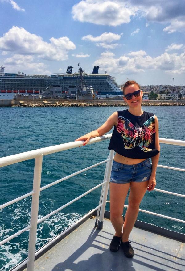 Pireus, Atény, Grécko, LenkaSays - Travel & Lifestyle Blog