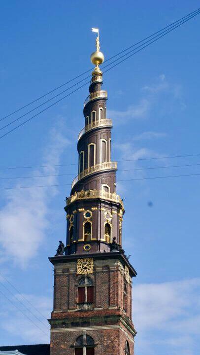 Kostol nášho spasiteľa, Kodaň, Dánsko