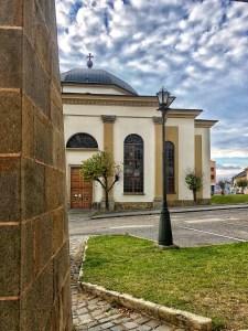 Levoča, evanjelický kostol