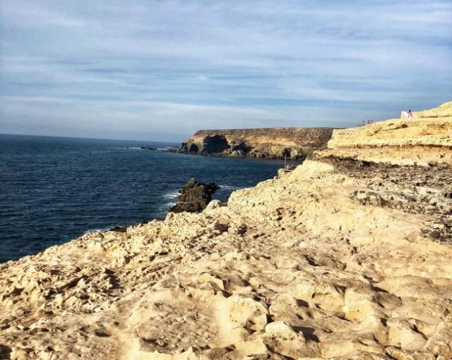 Ajuy, Fuerteventura, Kanárske ostrovy, Španielsko