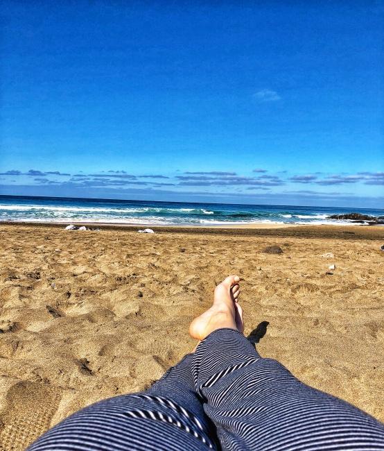 pláž v El Cotillo, Kanárske ostrovy, Španielsko, Lenka Says, LenkaSays, Travel & Lifestyle Blog, blog o cestovaní, blog o životnom štýle, cestovateľský blog, lajfstajlový blog