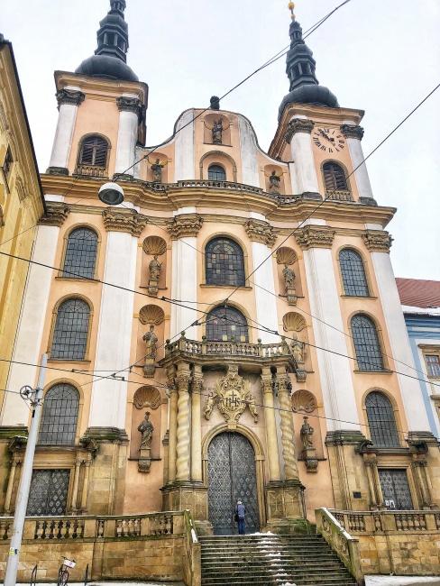 Kostol Panny Márie Snežnej, Olomouc, Česká republika