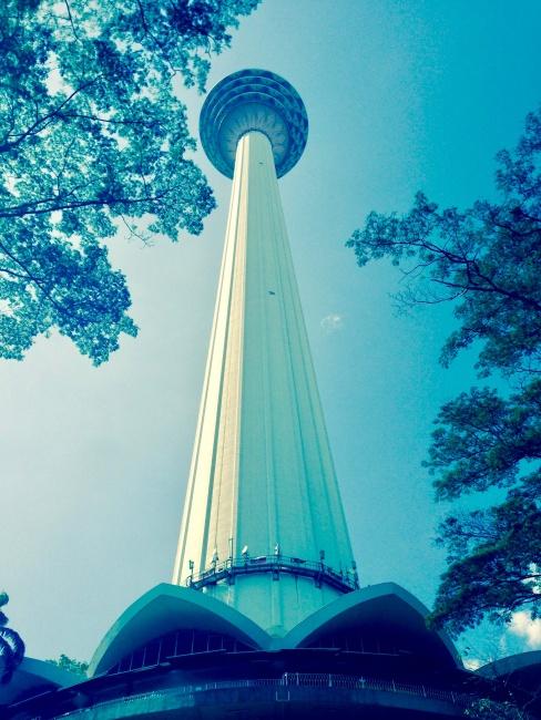 Menara KL Tower, Kuala Lumpur, Malajzia