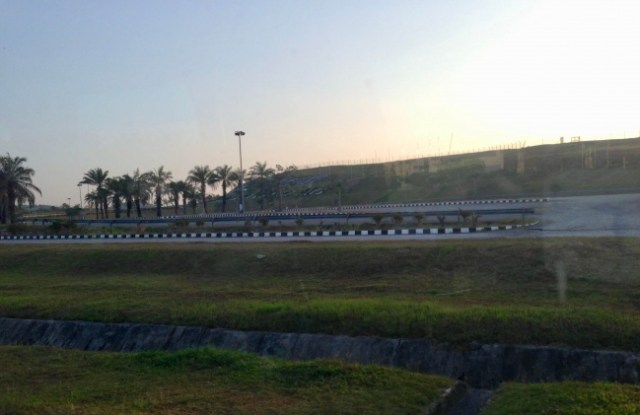 Okruh F1, Kuala Lumpur, Malajzia