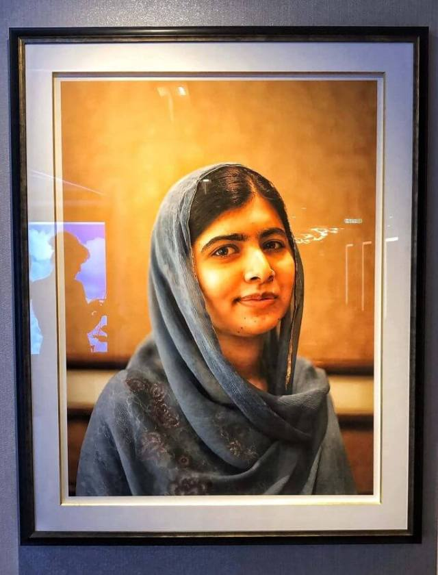 Malala Yousafzai, Celebrity Edge