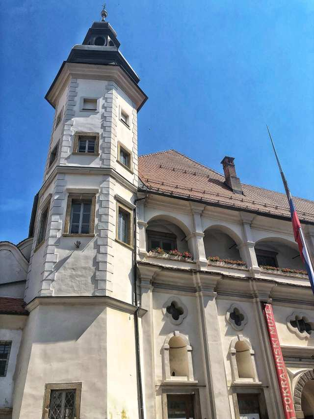 Mariborský hrad, Maribor, Slovinsko