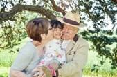 Session avec les grands parents, Orléans