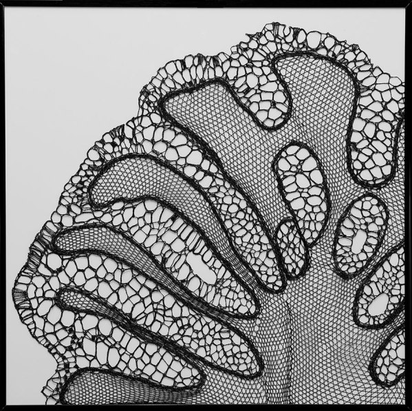 Are We Made of Lace? Panel VI - Goblet Cells