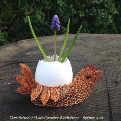 Chicken Egg Stand