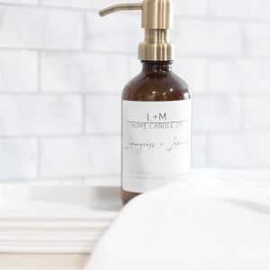 Len + McAddy Home Candle Co. Hand Soap