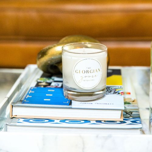 Len + McAddy Home Candle Co. private label candles