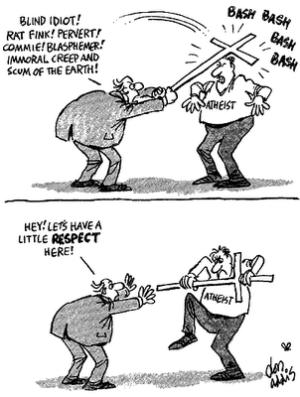 Religious tolerance?