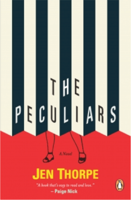 The Peculiars by Jen Thorpe