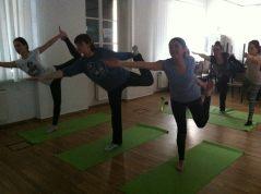 AAU Yoga Club