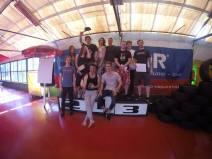 AAU Program Board Goes Kart-Racing!