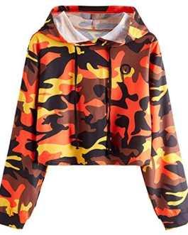 Amazon whosale ODM&OEM high quality hot sale Army and camo Print hoodies for women fashion oversize zipper women's hoodies