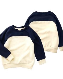 New Design Baby Boys Blank Sweatshirt for Boys Collection