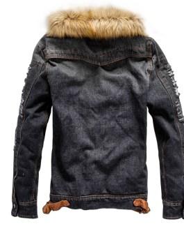 New Korean Design Good Quality Men Jean Jacket Collection
