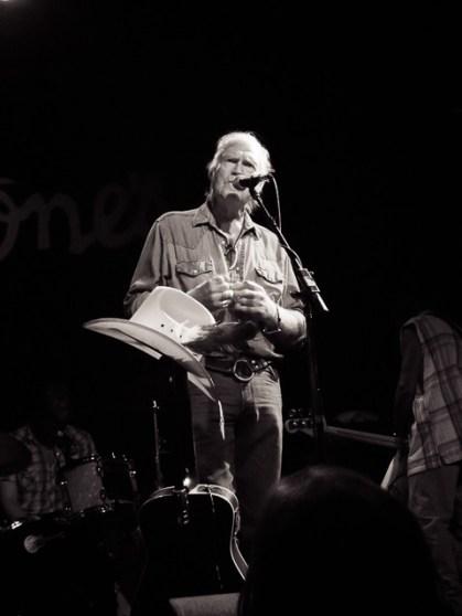 Billy Joe Shaver at Antone's - Austin TX