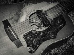 Bobby Bare Jr.'s Guitar