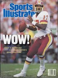 Doug Williams Super Bowl XXII Performance was a Jackie Robinson-Like Moment  for Black QB s in the NFL 77fe0f6a3
