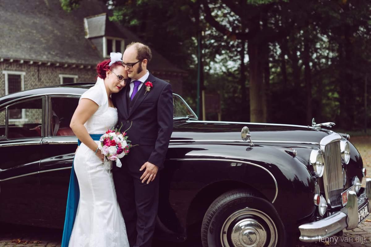 Amy & Maarten bruiloft