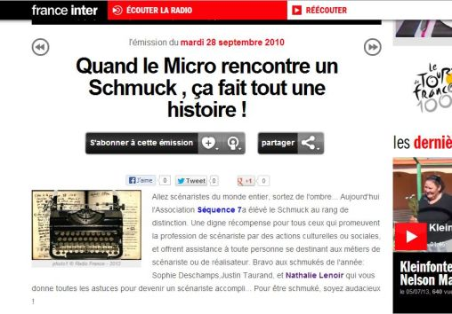 Article France Inter