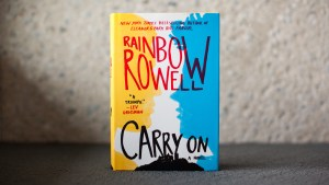 Le Noir Auteur Reads: 'Carry On' and 'Simon vs. The Homosapiens Agenda'