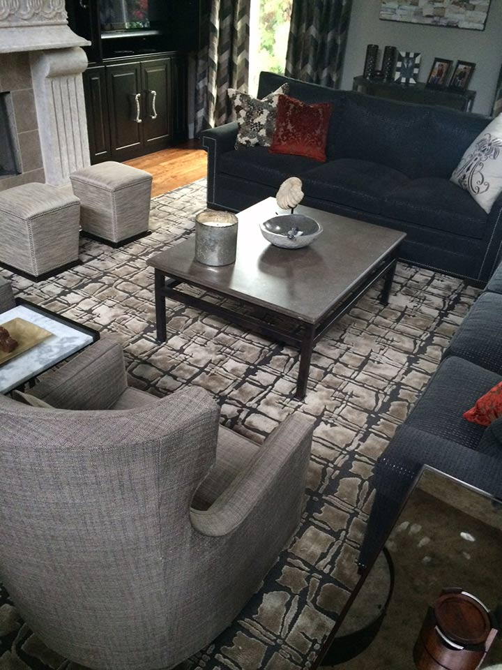 jd staron custom rug