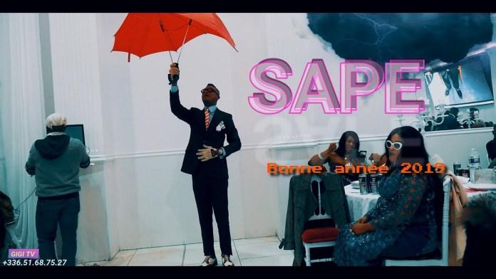 sapologie: bonne année 2019