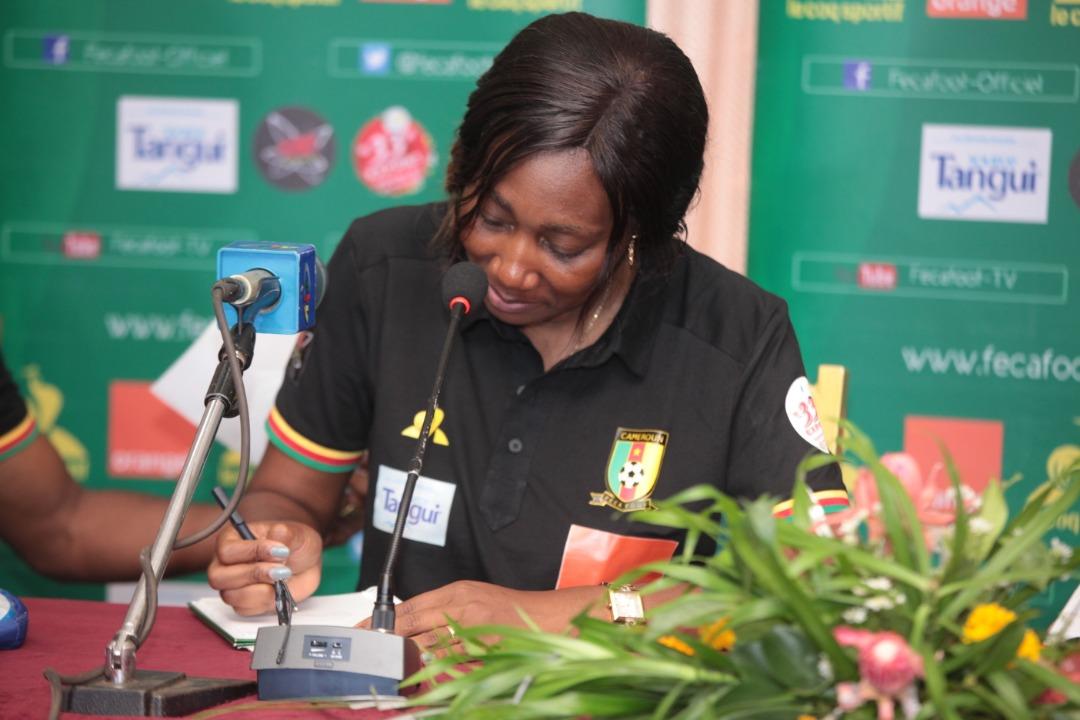 Indomitable Lions: Team Press Officer, Lucrece Medou Njemba resigns