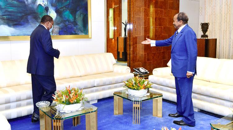 🇨🇲 Le Chef de l'Etat invité à la conférence de Brazzaville, le 24 octobre