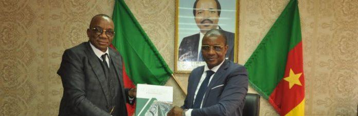 Le GICAM présente le livre blanc de l'économie Camerounaise au MINMIDT