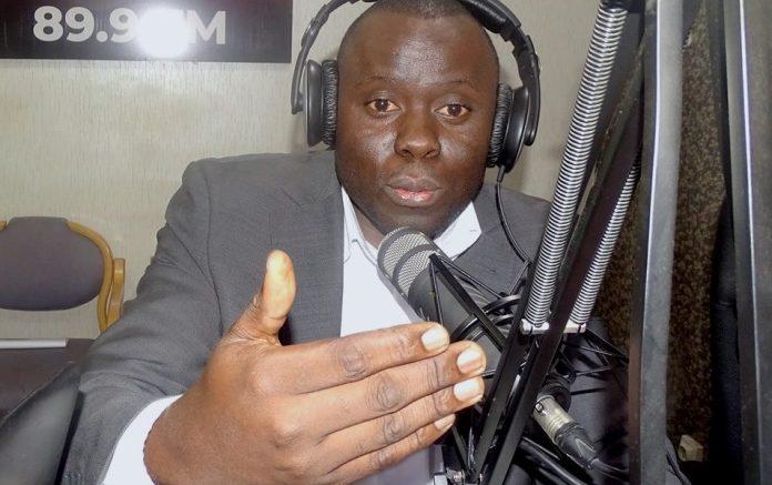 ⏯️ Franck Essi (CPP): «Notre parti est devenu faible, mais c'est la faute du RDPC»