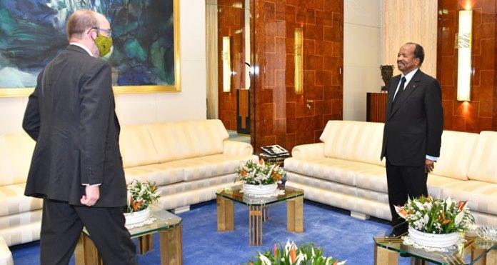 🇨🇲 Cameroun-Royaume-Uni : les relations au beau fixe
