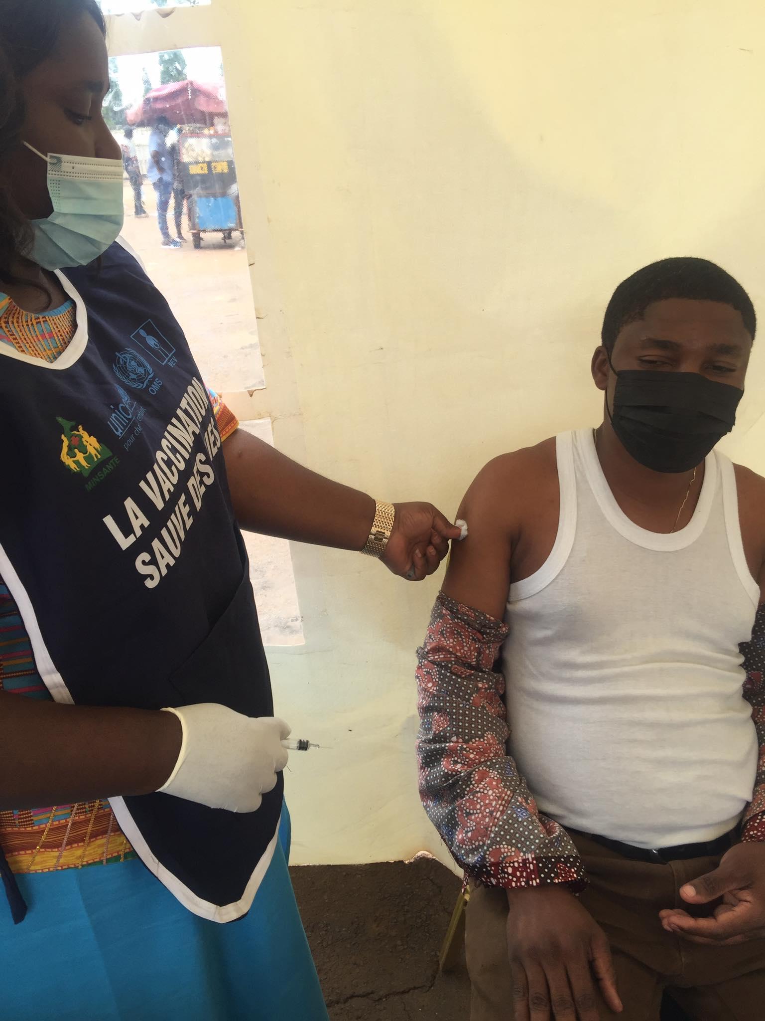 Semaine africaine de la vaccination: croisade contre le tétanos à Yaoundé 7
