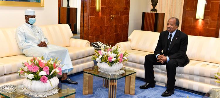 🇨🇲 N'Djamena sollicite l'accompagnement du Chef de l'Etat