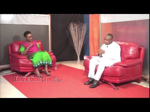 """🔴 Sur STV 2, """"ENTRETIEN AVEC Pr. Jacques EVOUNA: Une émission présentée par #Oriane Donkeng"""""""