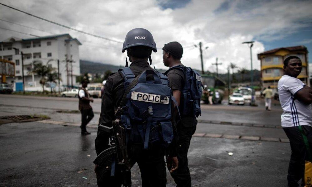 ⏯️ Me Gabriel KONTCHOU : «Si les policiers faisaient bien leur travail, il n'y aurait pas ces violences et cette hostilité contre eux»