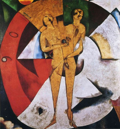 14-lhommage-a-apollinaire-de-chagall-1911-1912