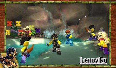 LEGO Ninjago: Тень Ронина v 1.06 Мод (Unlimited Money + Unlocked)