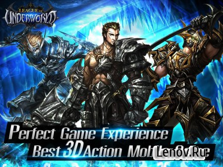 League Of Underworld v 1.4.2 Мод (Skill damage increased & More)