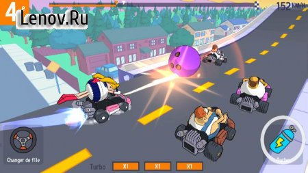 LoL Kart$: Multiplayer Racing (обновлено v 1.0.2) (Mod Money)