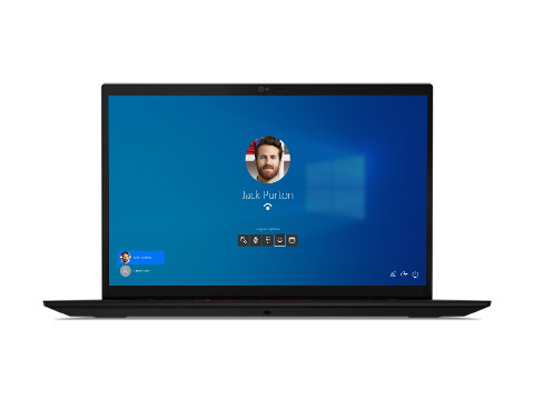 Lenovo ThinkPad X1 Extreme mit Windows 10