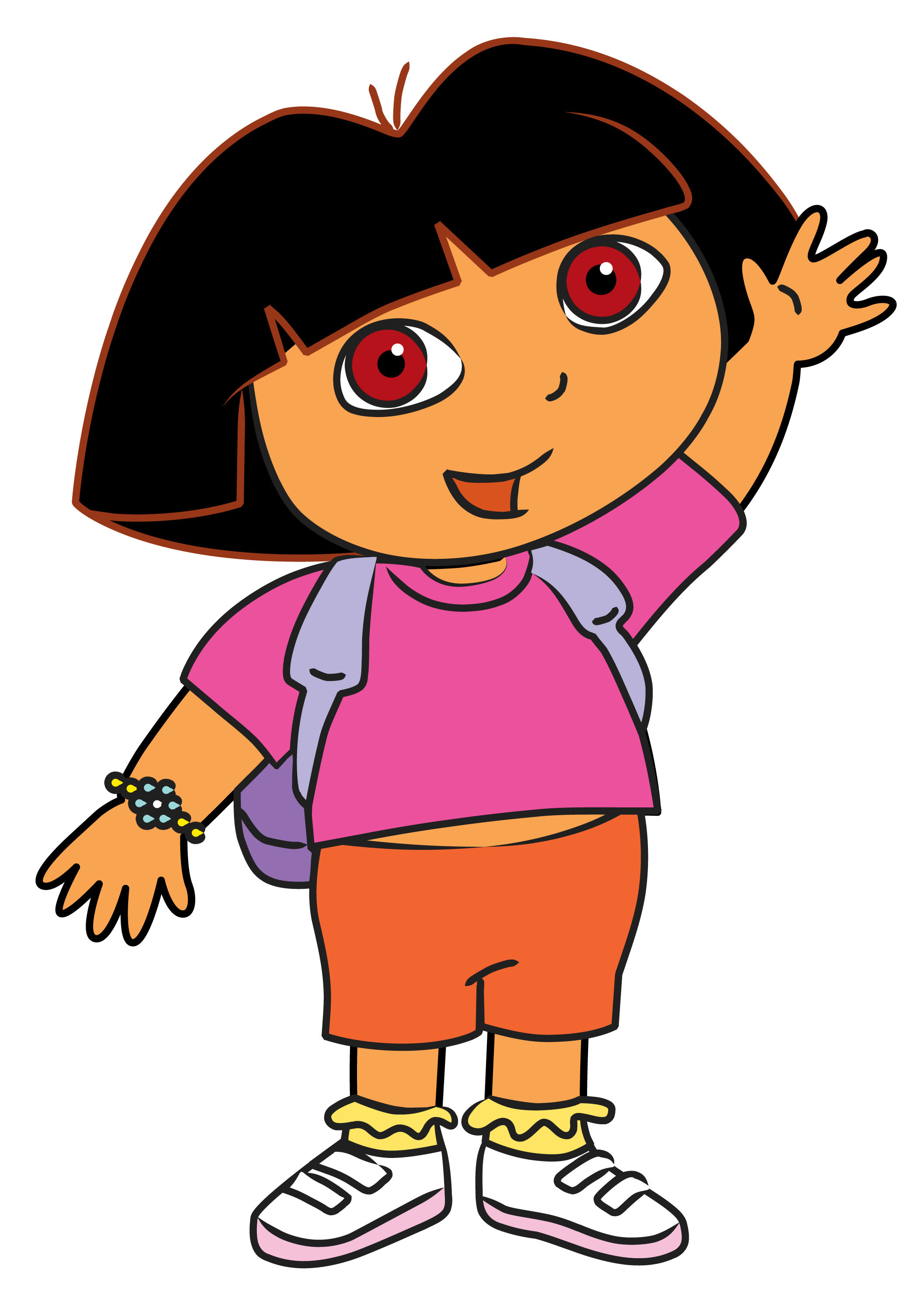 Dora The Explorer S Five Easy Steps To Financial Health