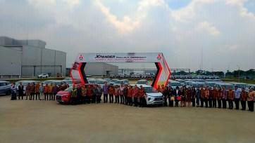 Perjalanan Sukses Mitsubishi Xpander Di Indonesia