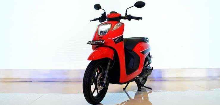 Spesifikasi Honda Genio Yang Baru Meluncur